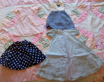 adorable vintage doll clothes