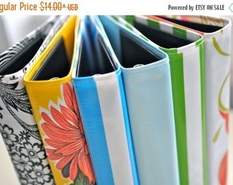 SALE planner binder - RETIRED PRINTS - binder cover - a5 planner - birthday gift - gift for her - teacher gift