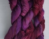 Divine Merino Lace Yarn Hand Dyed Color #51 70 -100g/ 630 - 900m