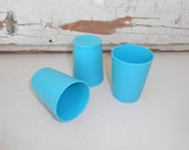 Vintage Tupperware Toy Cups, Tupperware Dishes