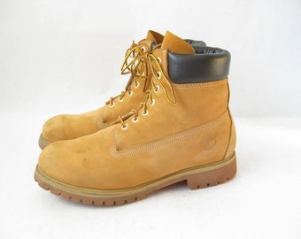 Vintage TIMBERLAND Made in USA Boots. Size 10 1/2 MEN'S