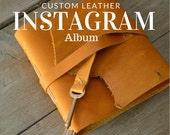 Instagram Photo Album for Valentines Day/ Skeleton Key / Desert Yellow