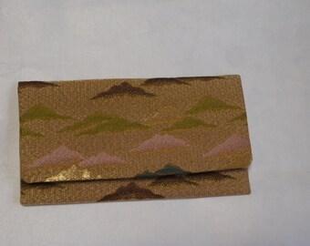 Vintage wallet S204, tea ceremony supplies,vintage,