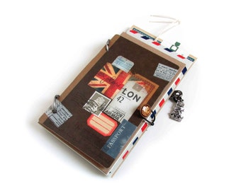 SPECIAL EDITION Vintage Inspired Travel Journal