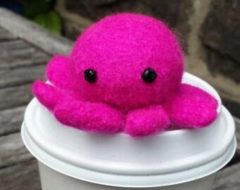 Fuchsia octopod