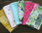 Millie Fleur Bari J for Art Gallery Fabrics 5 or 6 Piece Fat Quarter Bundle