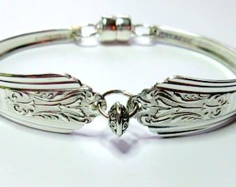 Antique Silverware Bracelet Royal Saxony 1935