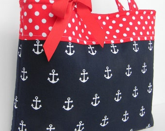 Anchor Bag Tote Bag