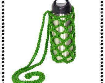 Green Water Bottle Sling, Or choose ANY COLOR