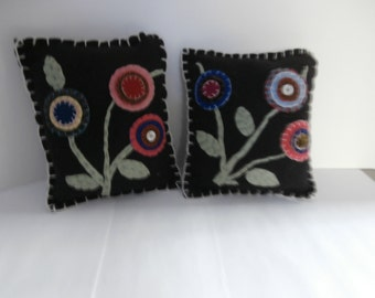 PENNY RUG PILLOW Pair Lot Pillow Tucks 2 sets available Coupon Code