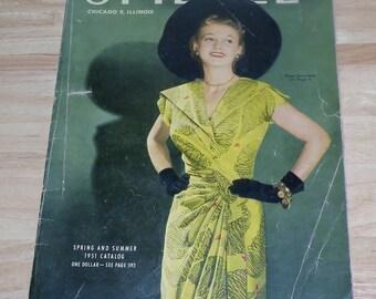 1951 SPIEGEL Spring and Summer Catalog