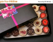 VALENTINE SALE A box of 24 raw vegan chocolates of your choice. Organic & no gluten added