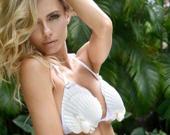 More is more seashell bikini