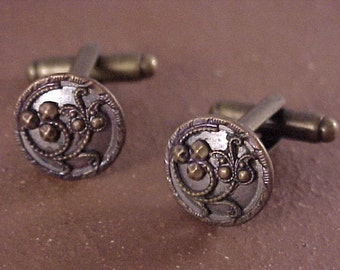 SALE Victorian Clothing Button Cuff Links - Free Shipping to USA