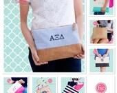 bridesmaid  accessory bag , bridesmaid make-up bags, monogrammed bag, wedding bag , bridesmaid gifts , personalized bridesmaid gifts