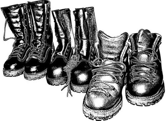 mens shoes work boots clipart png image digital download graphics images fashion art printables digital stamp commercial usr