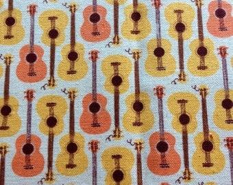 Heather Ross Far Far Away 3 Guitars