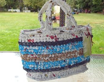 CuteTote from Plastic Bags Plarn