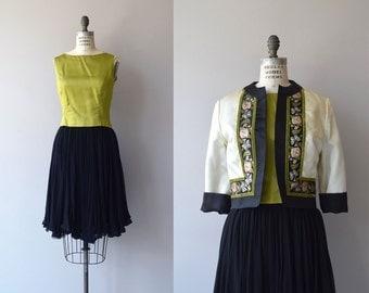 Past Perfect dress & jacket | vintage 1960s dress | 60s dress and jacket