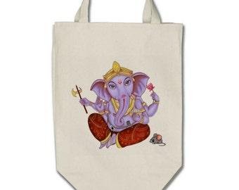 Ganesh Grocery Bag - Cotton Tote