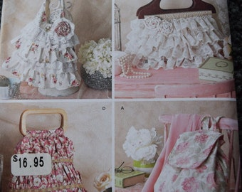 Simplicity 1439 Bags in Four Styles (uncut)