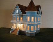 Beautiful Quarter Scale Victorian House