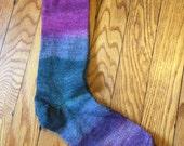 Women's Fun & Funky Tie-Dyed or Gradient Alpaca Socks