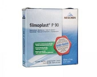 Filmoplast P90 Archival Framers Tape  10ft and 25ft