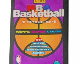 1993 Topps Stadium Club Basketball Series 2 Pack