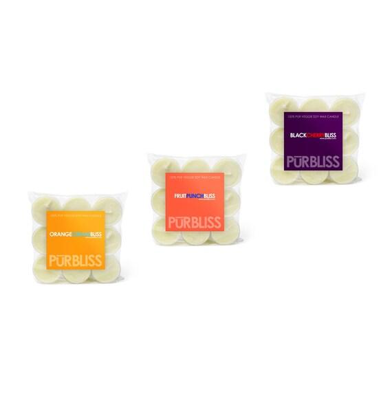 Tea light Duo - Any 2 Packs
