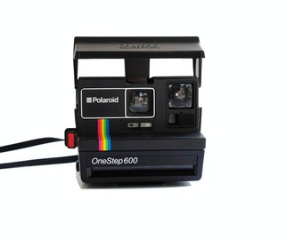 Polaroid Camera-One Step-Instant Photo's-Close up...Works SALE...was 44.00