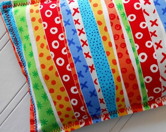 Heating Pad Ice Pack - Microwaveable Flax Seed and Lavender Warm Compress, Cold Compress, 4 Sizes avail. - Clown Ties