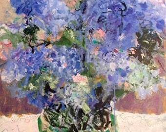 Blue Jardin