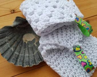 Knitted/Crochet Cotton Dishcloths