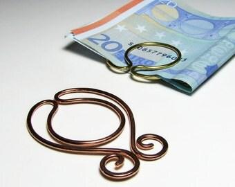 Mens accessories Office desk accessories Metal bookmark Money clip Planner clip Groomsmen gift For women Planner accessories Unique bookmark