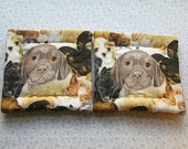 puppy faces set of 2 potholders hot pads