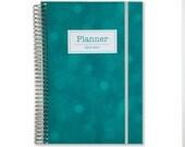 2016 Monthly Planner Book | 2016-2017 Calendar Monthly Planner | Customized Monthly Planner | Personalized Planner | Yearly Planner