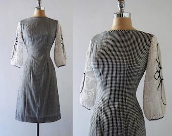 Vintage 1950 S 50 S Metallic Nude Lace By Calendargirlvintage