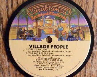 Village People Coaster