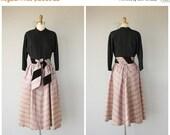 25% OFF SALE... Vintage 50s Dress | 1950s Dress | 50s Party Dress | Vintage 50s Cocktail Dress | Vintage 1950s Party Dress