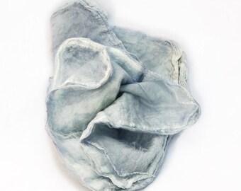 Mawatas Silk Hankies Light Blue - 15 grams