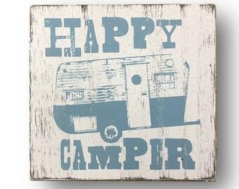 Happy Camper 8 x 8