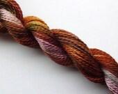 Hemlock Hand Dyed Tencel Thread Size 8