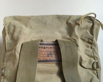 Vintage Boy Scouts Backpack