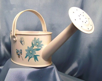 Really Cute Decorative Tin Watering Can