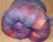 Polypay and Border Leicester Wool batt -- Fiber Batt -- Spinning Batt-- Midwest Fibers -- Minnesota Fibers