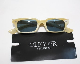 Valentino Sunglasses made in Italy ,Mint 90s/  model ol 14s/ MINT nos