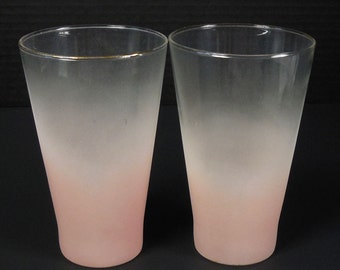 Blendo Water Glass Set Pale Pink