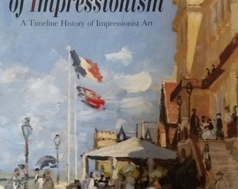 Chronical of Impressionism-- Art Book