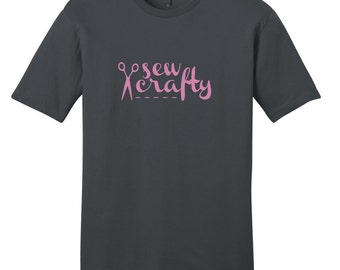 Sew Crafty T-Shirt